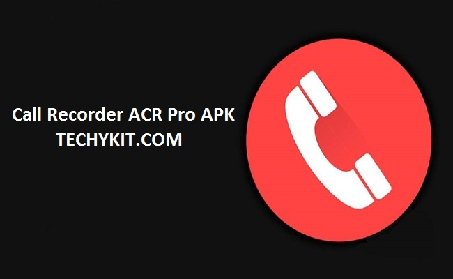 Call Recorder ACR Pro APK