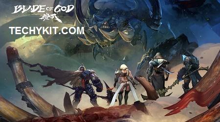 Blade of God APK