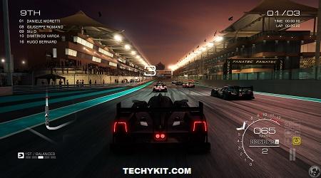 Grid Autosport APK