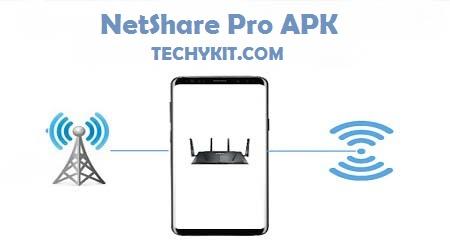 NetShare Pro APK