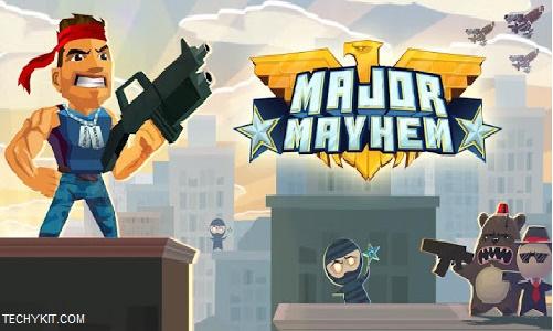 Major Mayhem APK