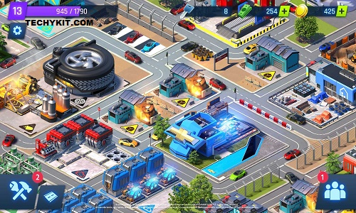 Overdrive City APK