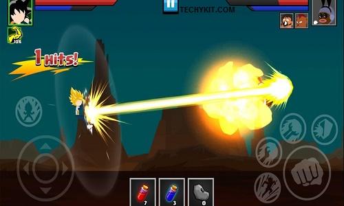 Stick Shadow War Fight APK