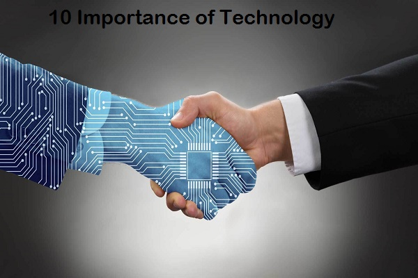 10 Importance of Technology