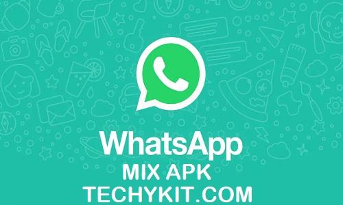 WhatsApp Mix APK