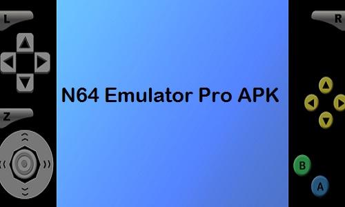 N64 Emulator Pro APK